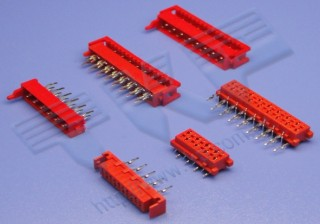 1,27 mm-IDC127A1 Schneidklemmverbinder (IDC) Serie - Isolationsverdrängungsverbinder (IDC)