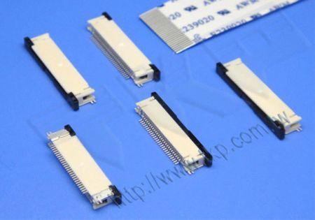 0.50mm 线对板系列连接器 - 线对板