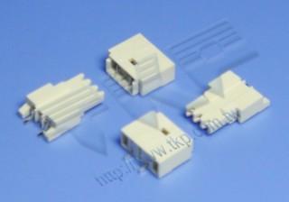 "3.00mm (.118"") 间距-P30J1 连接器 - LED 灯管用连接器"