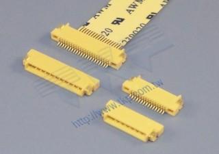 1.00mm FFC / FPC 系列 - FFC/FPC Connectors