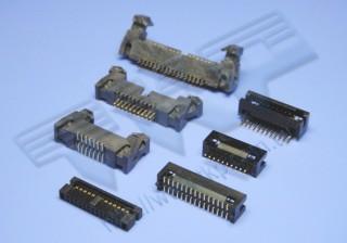 1,27 mm-IDC127M1 Schneidklemmverbinder (IDC) Serie - Isolationsverdrängungsverbinder (IDC)
