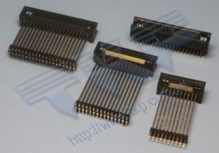 "1.27mm (.050"") 间距-IDC127S1 板对板连接器 - 板对板"