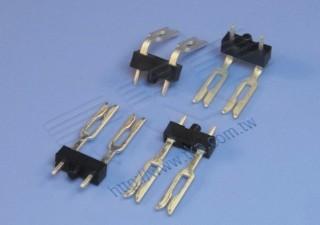 2,50-mm-Steckverbinder der LED-Serie - LED-Anschluss