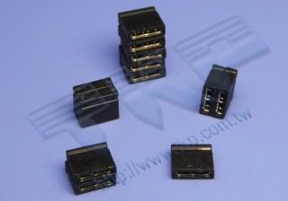 5.08mm 短路帽系列连接器 - 短路帽系列连接器