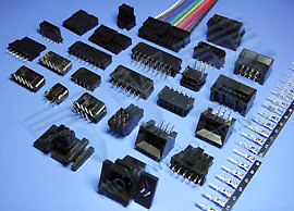 3.00MM 高触点密度的电源连接器