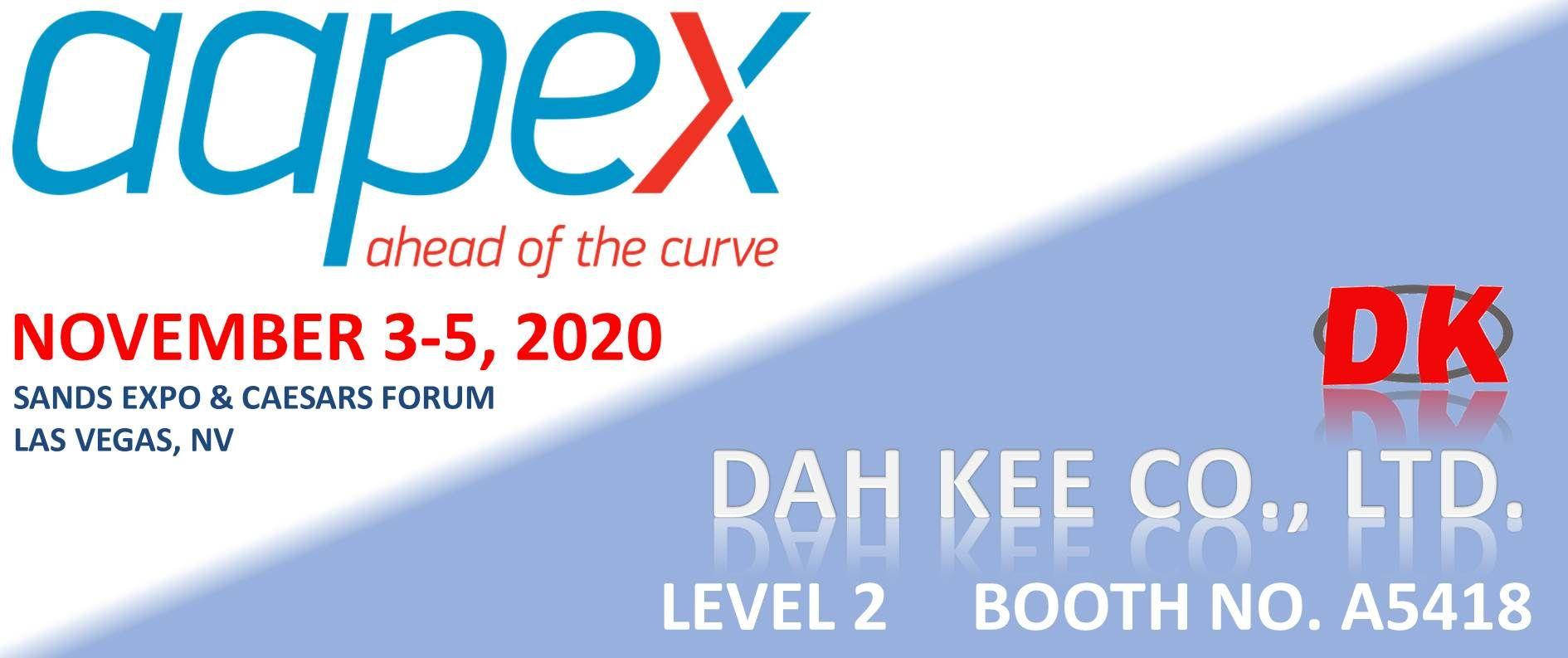 AAPEX 2020