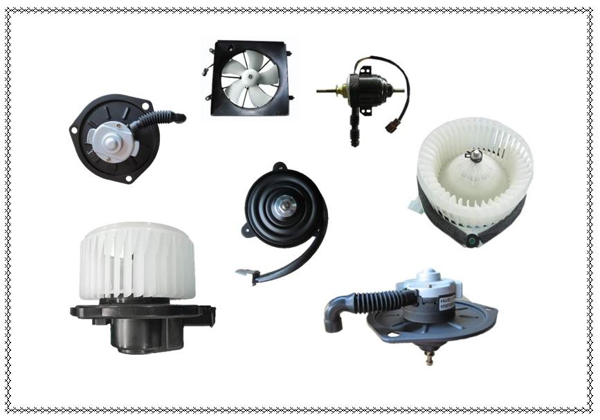 Souffleur, moteur du ventilateur