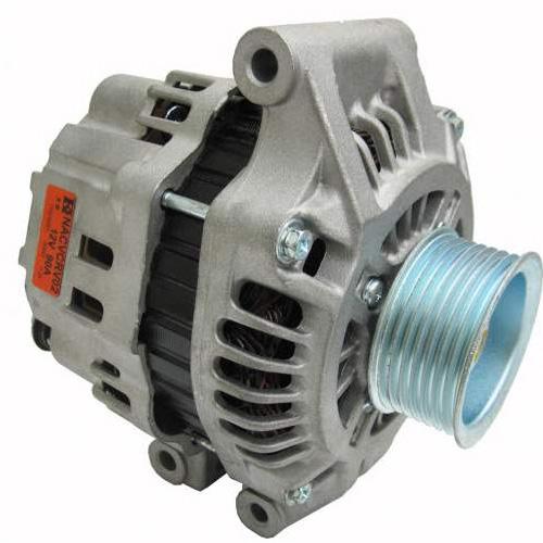 Quality-Built 13966 Premium Quality Alternator
