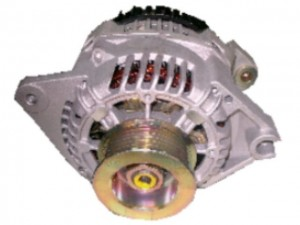 New OE spec Renault Megane 1.5 dCi 05 Alternator With Pulley