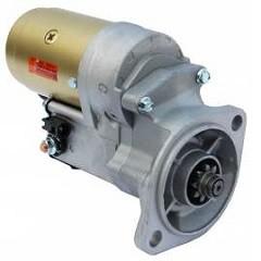 STARTER FOR HYSTER FORKLIFT TRUCK H-250 XM ISUZU NKR 2.8 3.1 D
