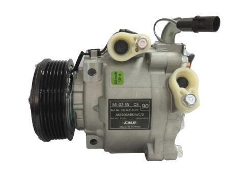 AC Compressor - 7813A618 - Compressor - 7813A618