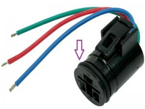PLUG for Alternator - PLUG  - PL024-1