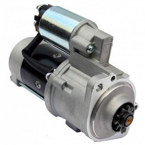 12V Starter for Heavy Duty - 18163N - Heavy Duty Starter Forklift Starter 18163N