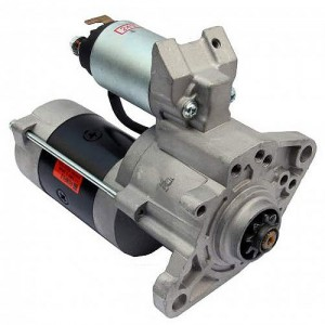 24V Starter for Heavy Duty - 18241 - Heavy Duty Starter Forklift Starter 18241