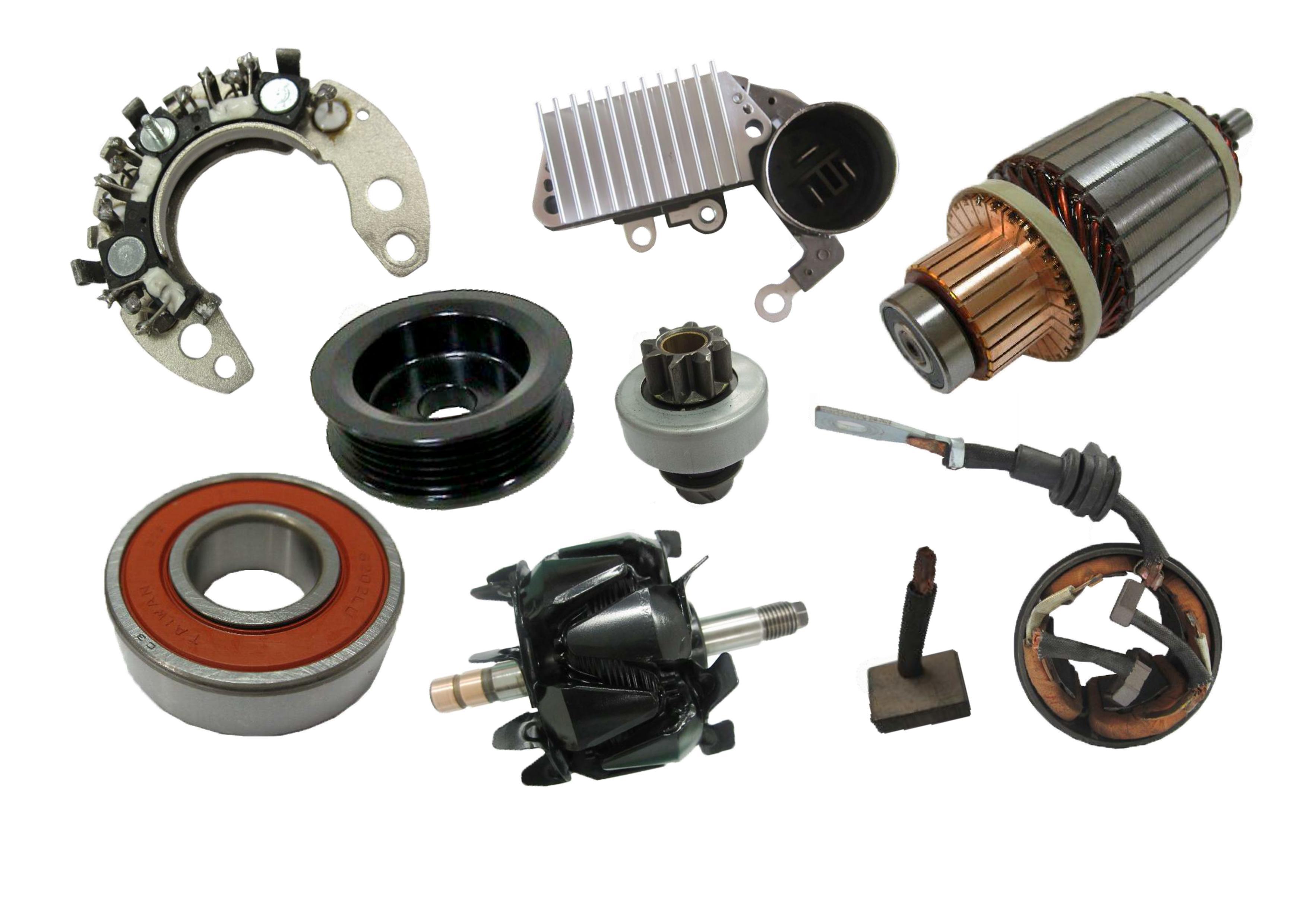 Starter Parts