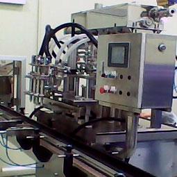 Linear Volumetric Filling Machine - Linear Volumetric Filling Machine