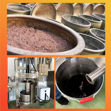 Fruit & Dairy Processing Machine