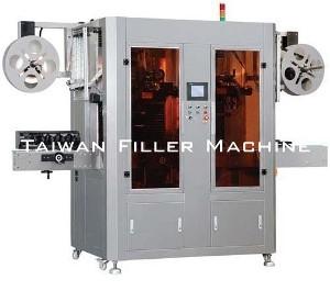 Máquina de etiquetado encogible