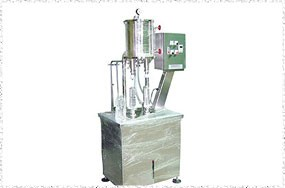 Pneumatic / Pedal Type Vacuum Filler Machine