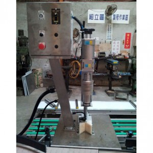 Semi-Automatic Plastic Screw Capper - Semi-Automatic Plastic Screw Capper