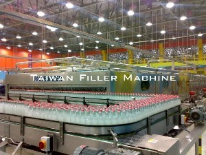 Đường hầm Pasteurizing và làm mát máy