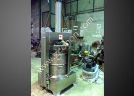 Hidrolik yağ pres makinesi