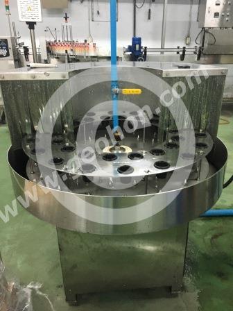 Semi-Automatic Bottle Rinser - Semi-Automatic Bottle Rinser