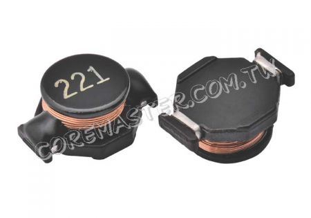 Unshielded SMD High Current Power Inductors (BS Type)