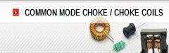 Choke y filtro emi