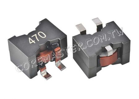 Unshielded Power Inductors (SER Type)