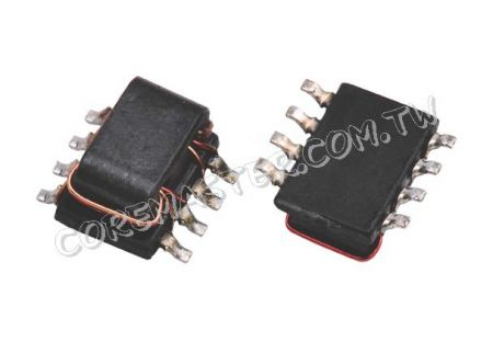 Dual Wire Wound Type Common Mode Choke Coils (SP Type)