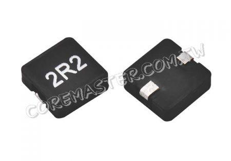 Indutores de potência de alta corrente para montagem em superfície (tipo SS)