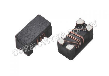 Filtr EMI w trybie wspólnym SMD (typ WCB)