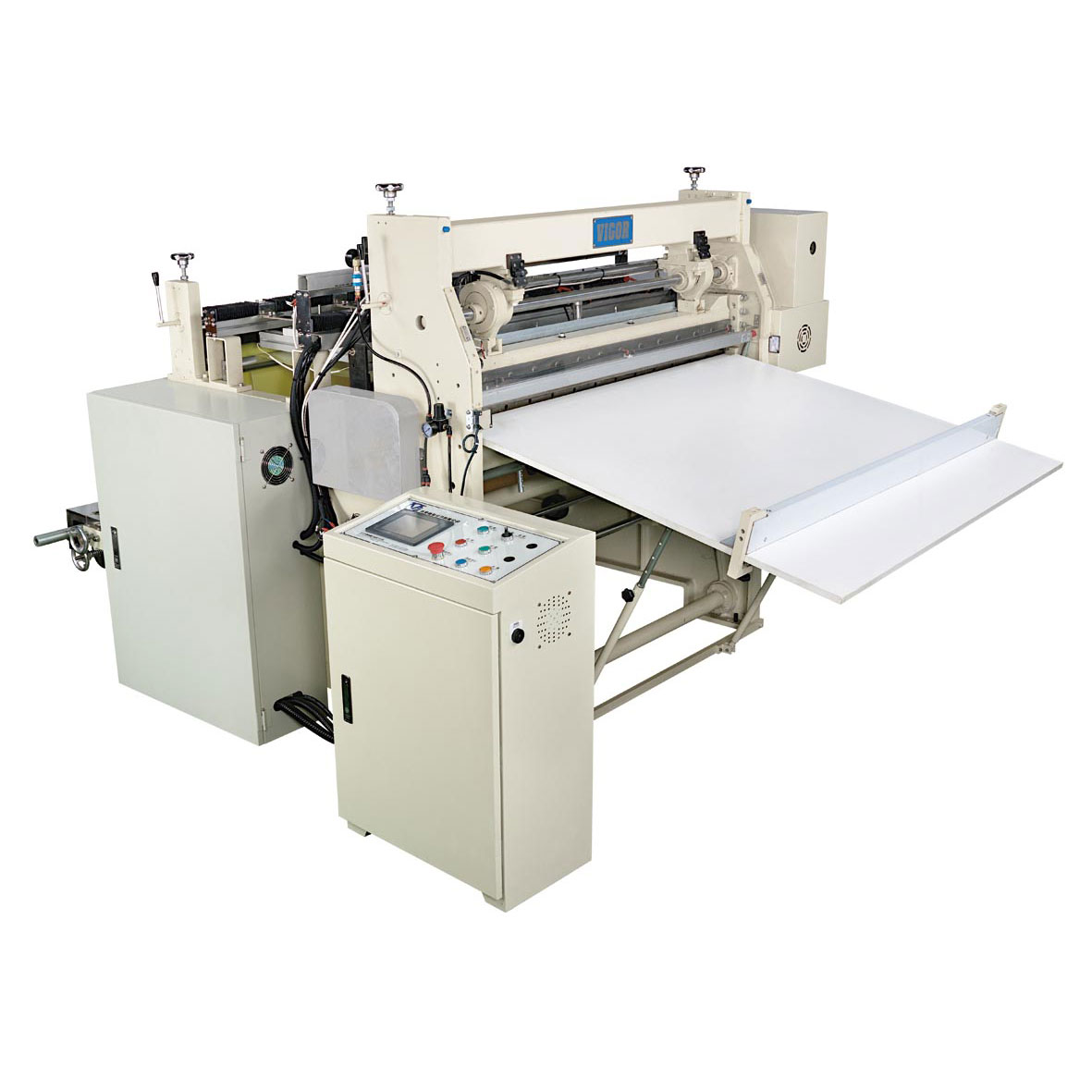 Prepreg Heatslit & Sheet Machine