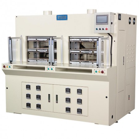 Four Open High Speed Flexible Board Lamination Machine
