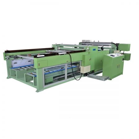 Copper Foil Sheeter Fully Automatic Double Roll