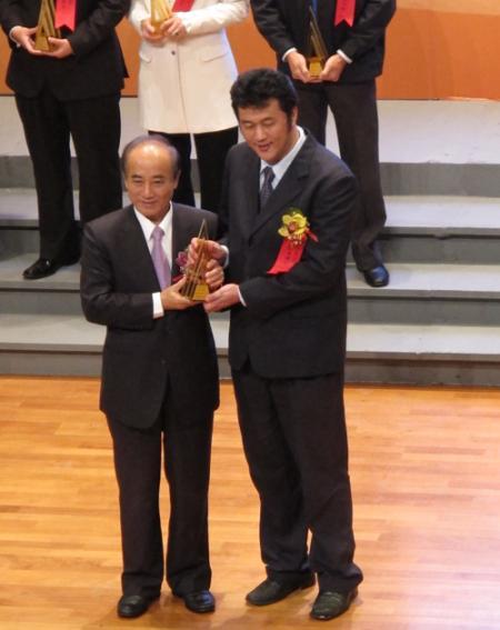 2012年Yushan賞優秀企業