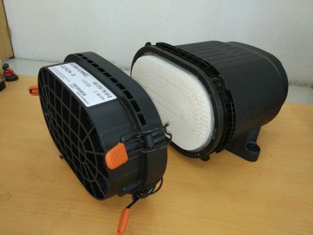 Car air filter equipment - Car air filter