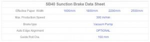 Suction Brake