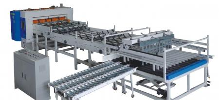 Sheet Cutter with Sheet Collector - Sheet Cutter with Sheet Collector