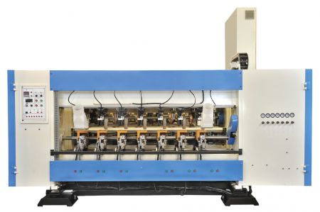 Energy saving and emission reduction Corrugated line