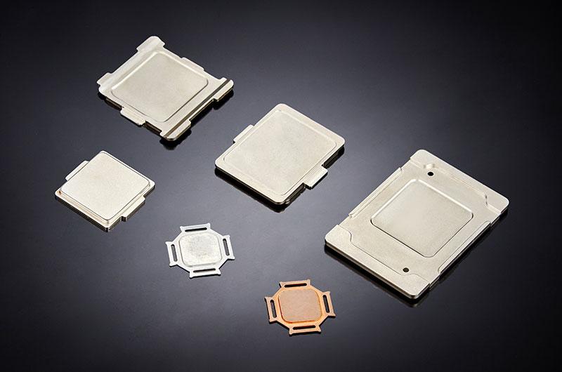 Esparcidores de calor informáticos
