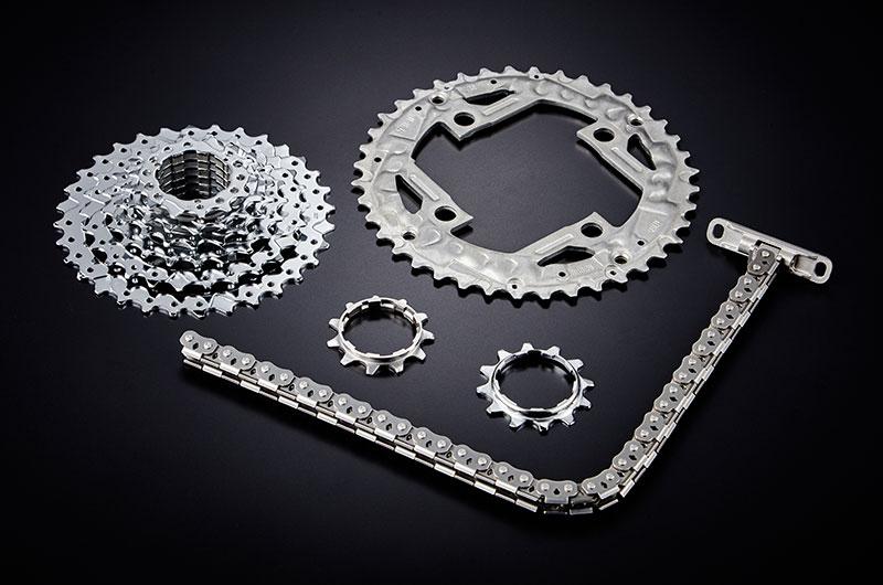腳踏車齒盤