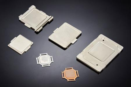 Computer Heat Spreaders - Chip Heat Spreaders