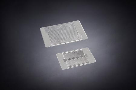 Placa de metal bipolar para pila de combustible - Placa de metal bipolar para pila de combustible