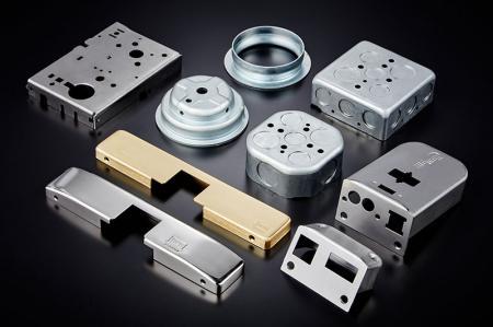Stamped Door Lock - Commercial Grade Door Lock Parts (Certified to UL Certificate)