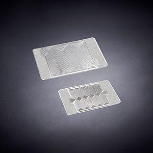 Bipolare Metallplatte für Brennstoffzelle