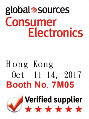 GLOBAL SOURCE ELECTRONICS 2017で会う