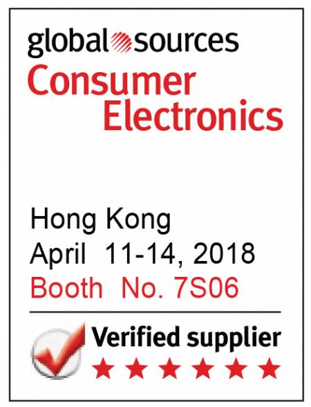 GLOBAL SOURCE ELECTRONICS 2018で会う