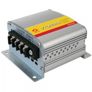Convertidor de 24VDC a 12VDC